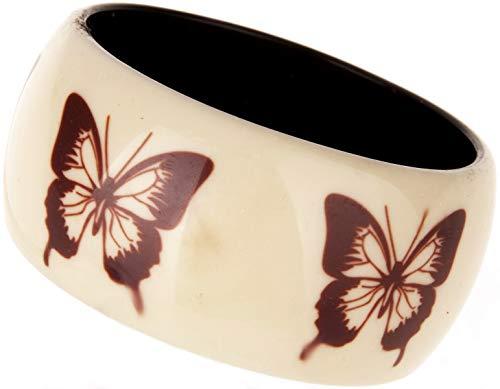 Killer Kirsche Damen Armschmuck Marketa Vintage Schmetterling Retro Armreif