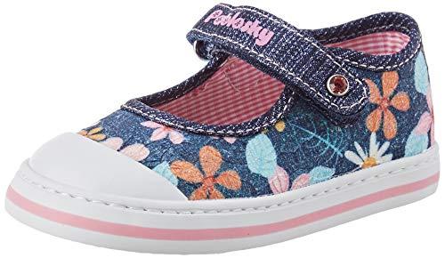 Pablosky 961421, Primeros Pasos-Bebé-Niña Niñas, Azul, 21 EU
