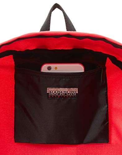 Napapijri VOYAGE Casual Daypack, 40 cm, 20.8 liters, Red (Pop Red)