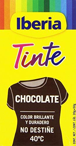 Iberia Tinte Textil Color Chocolate - 70 gr