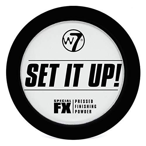 W7 Set It Up! Polvo de acabado prensado
