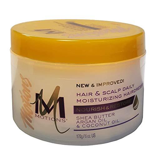Motions Nourish & Care, Hair & Scalp Daily Moisturizing Hairdressing 6 oz