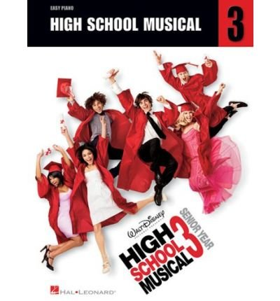 [(High School Musical 3: Easy Piano Songbook )] [Author: Hal Leonard Publishing Corporation] [Nov-2008]
