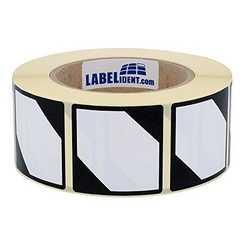 Labelident Gefahrgutetiketten 50 x 50 mm - Limited Quantities LQ - 1000 LQ Aufkleber auf 1 Rolle(n), Papier, Verpackungskennzeichen selbstklebend