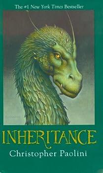 Paperback Inheritance: Inheritance Cycle, Book 4 Book