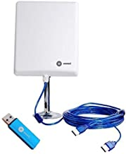 Antena Exterior WiFi USB 10m Largo Alcance RT3070