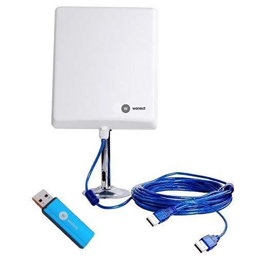 Extérieur W LTE WONECT 3G Antenne Alcance 4G Long 50dbi UMTS jUVLzpSqMG