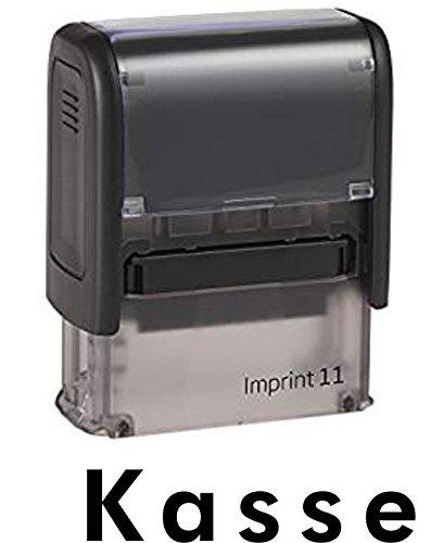 Magazijnstempel/zelfkleurig - kassa - van Kaufhaus2010