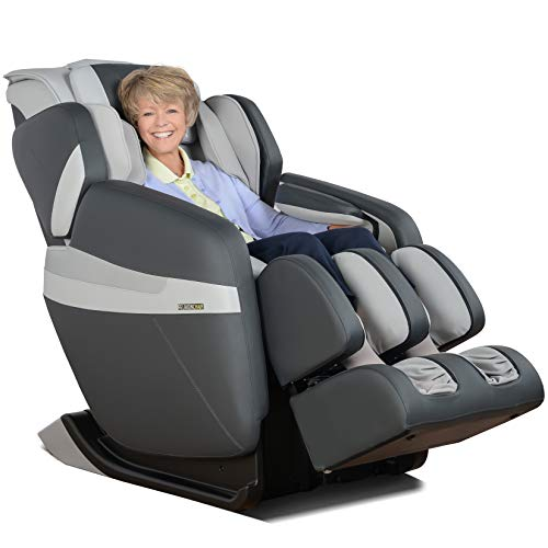 RELAXONCHAIR [MK-CLASSIC] Full Body Zero Gravity Shiatsu Massage Chair with Built-In Heat and Air...