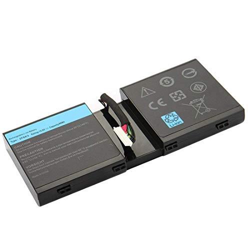XITAIAN 14.8V 86Wh 2F8K3 Repuesto Batería para Alienware 17 17X 18 18X...