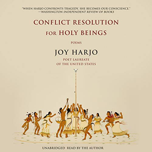 Conflict Resolution for Holy Beings audiobook cover art