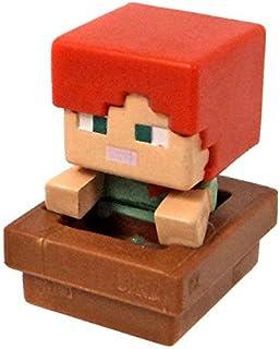 "Minecraft: Series 5 - Ice: Alex with Boat: 1"" Mini Figure"