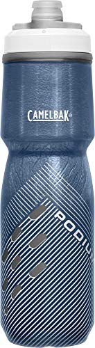 CAMELBAK Unisex – Erwachsene Podium Chill Wasserflasche, Navy Perforated, 0.7L
