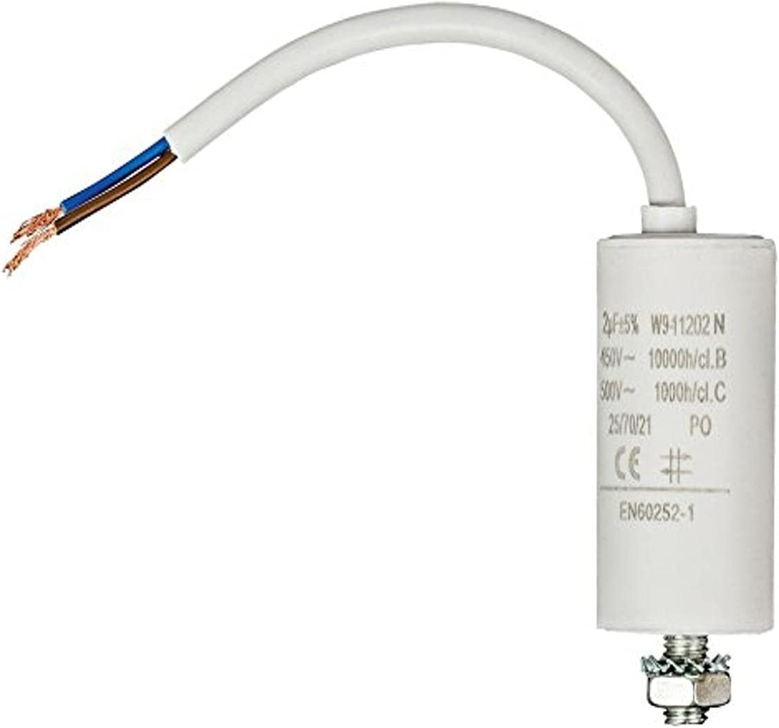 Fixapart - Capacitor 2.0Uf / 450 V + Cable