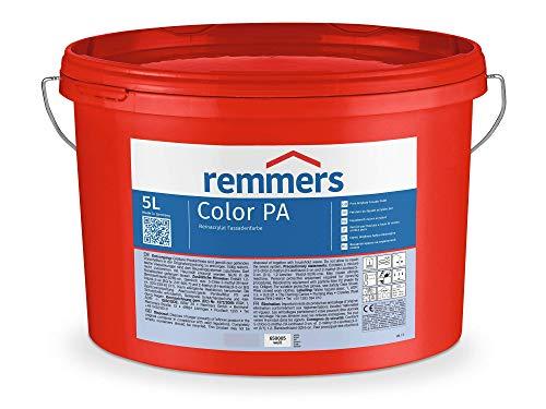 Remmers COLOR PA WEIß/BETONACRYL Hochwertige Reinacrylat-Fassadenfarbe 12,5 Liter