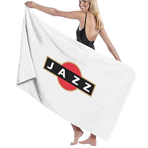 U/K Jazz - Toalla de baño estilo Martini Racing Style Logo Toalla de secado rápido
