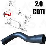 Marca nueva manguera de Intercooler Tubo Turbo gm 13220160/835273