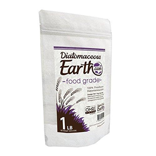 DiatomaceousEarth Food Grade DE 2 lb- Includes Free Scoop