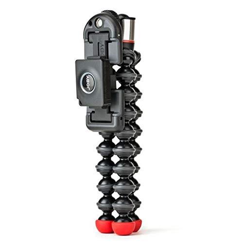 JOBY JB01494-BWW GripTight ONE + GP Magnetic Impulse Handy-Halter + GorillaPod Flexi-Stativ (mit Magnetfüßen und Bluetooth-Fernbedienung geeignet für Smartphone/iPhone)
