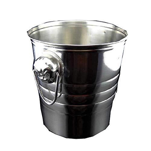 Ice emmer een Ice Bucket Monolayer Tijger Hoofd een Ice Bucket Zal Capaciteit Bier Barrel Aures Unitas Champagne een Ice Bucket Spit Cask 6L/ in