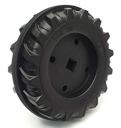 Hinterrad mit Laufreifen Ø 308mm x 98mm