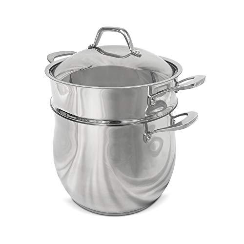 10 quart pasta pot - 8