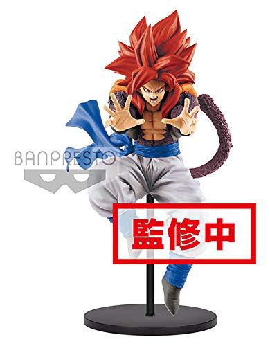 ban presto- Dragon Ball GT Estatua Super Saiyan Gogeta,