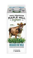 Maple Hill Creamery Milk 2 Prcnt Grassfed Org 64Oz