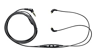 Shure CBL-M+-K-EFS Music Phone Cable with Remote + Mic (Three-Button Control) (B0043241X8) | Amazon price tracker / tracking, Amazon price history charts, Amazon price watches, Amazon price drop alerts