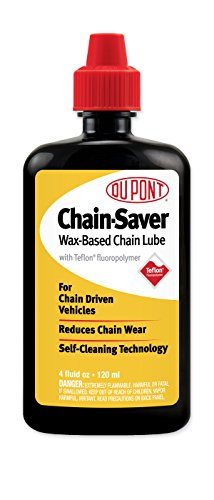 DuPont Teflon Chain-Saver Dry Self-Cleaning Lubricant, 4-Ounce