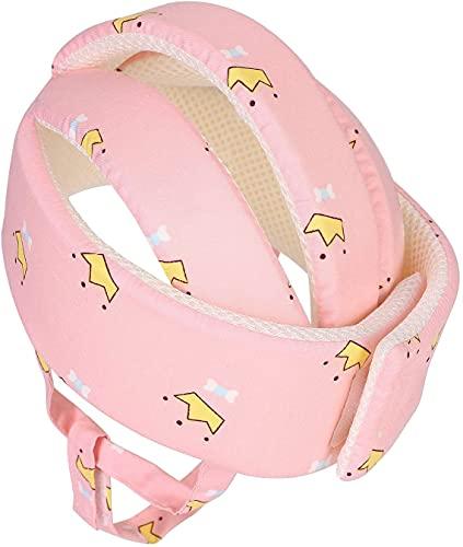 ベビー 室内用ヘルメット 赤ちゃん 転倒防止 頭部保護 帽子 キャップ 幼児 衝撃吸収 怪我防止 ハット かわいい 軽量 綿100% ふわふわ 柔らかい 通気性 歩行勉強 つまずき ベビーヘルメット ヘッドガード 女の子 男の子 出産祝い 子供 プレゼント