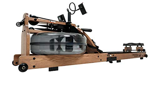Miweba Sports Wasser-Rudergerät MR700 - Echtholz-Rudermaschine -...