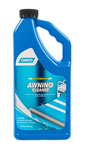camco rv waxes Camco 41024 Pro-Strength Awning Cleaner - 32 fl. oz.