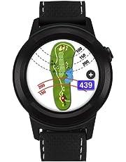【GOLFBUDDY(ゴルフバディー)】 aim W11 フルカラー タッチ ゴルフウォッチ *ストラップ追加提供 (日本正規品)