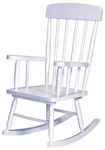 Kidkraft Spindle Rocking Chair - White
