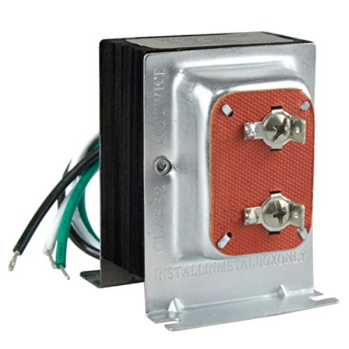 Doorbell Transformer 16V 30VA Comptible with Ring Video Doorbell Pro,Nest Hello Doorbell Hardwired Door Chime Transformer