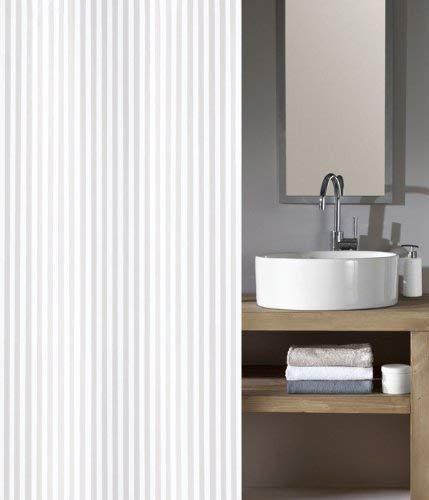 Kleine Wolke x Duschvorhang, Polyester, Mehrfarbig, 120 cm x 200 cm