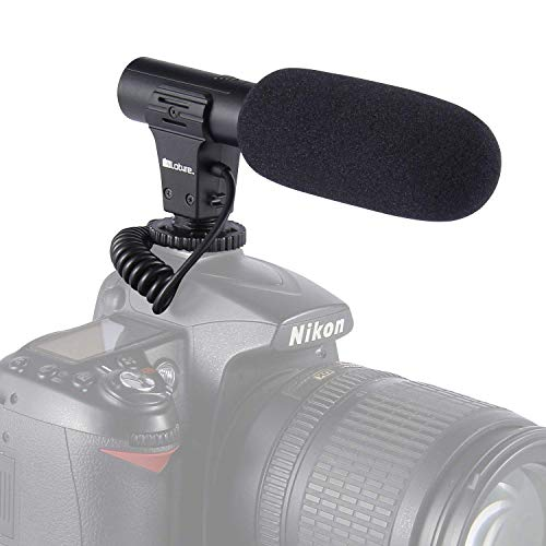 Video Microphone, Photography In...