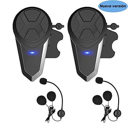 KOEITT - Auriculares Bluetooth para Motocicleta, BT-S3, 1000