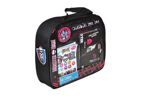 Monster High - Mon0082 - Kit De Loisirs Créatifs - Sac Cadeau