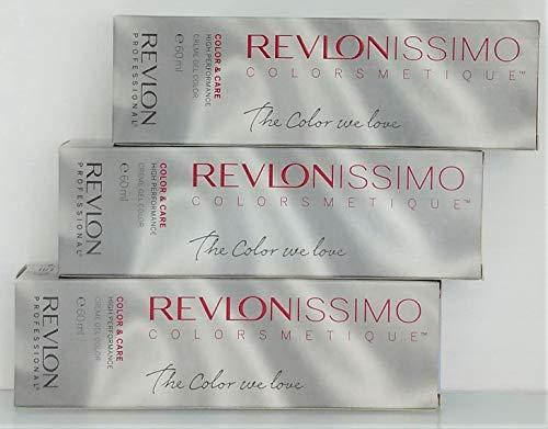 Tinte Revlonissimo colorsmetique nº 9 (pack 3x60)