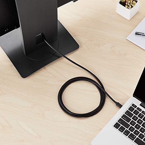 Amazon Basics AZDPHD06 Mini DisplayPort to HDMI Cable - 6 Feet