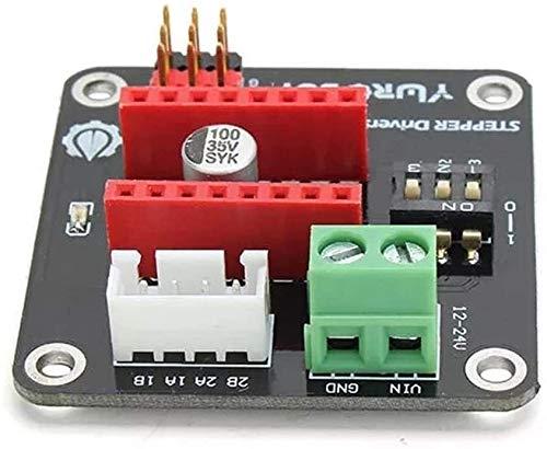 KASILU Dlb0216 3 stücke 42 Stepper 3D Drucker Motorantrieb Erweiterungsplatine 8825 / A4988 elektrisch Hochleistung