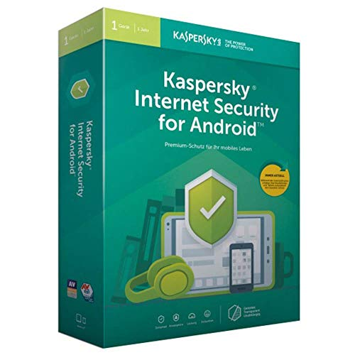 KASPERSKY Internet Security fuer Android 1 Geraet Sierra Box (DE)