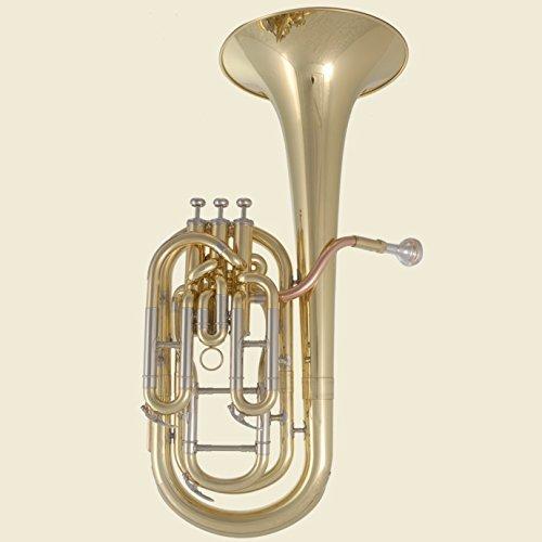 Tuyama® THS-376 vollkompensiertes Baritonhorn in B (lackiert)