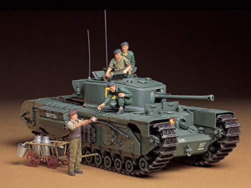 Tamiya MK.IV Churchill MK.VII Churchill MK.VII Churchill MK.VII