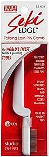 SEKI EDGE SS-603- Folding Lash Pin Comb