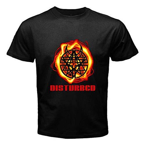 Verstoorde Hard Metal Groep Band Tee Tshirt Nieuwe mannen T-Shirt Maat S naar 3XL