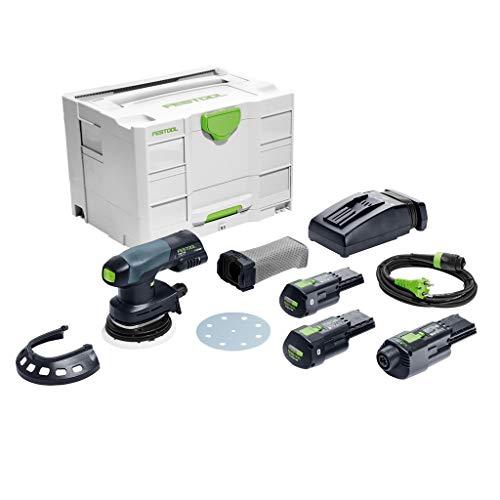 Festool Akku-Exzenterschleifer ETSC 125 Li 3,1 I-Set – 575712