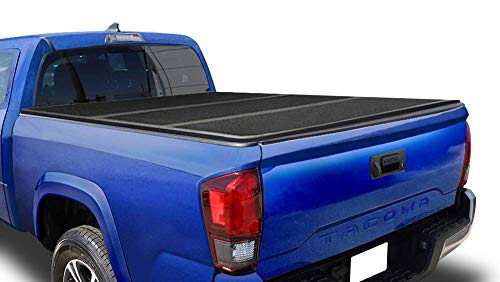 Tyger Auto T5 Alloy Hardtop Truck Bed Tonneau Cover for 2019-2020 Toyota Tacoma Fleetside 5' Bed TG-BC5T1630
